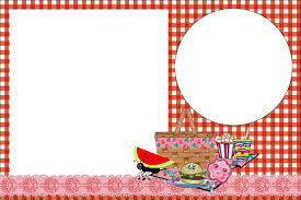 1 Convite Jpg 1 600 1 068 Pixeles Invitaciones De Picnic