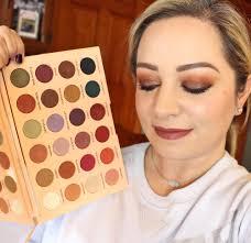wants eyeshadow palette swatch