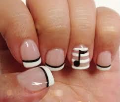 nail art designs for short nails easy