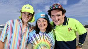 Family keep dad's bright mental health dreams alive   Sunshine Coast Daily