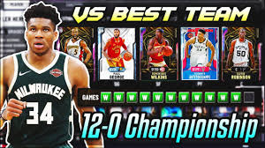 TEAM IN NBA 2K20 MyTEAM ...