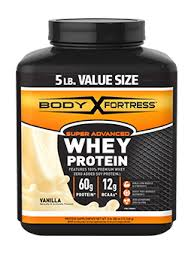 super advanced whey protein your body