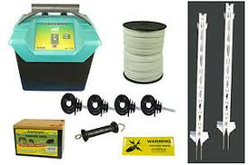 Electric Fencing Fence Equine Plus Starter Kit Everything You Need To Start Ebay