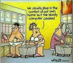 ping problems cartoon