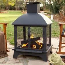 patio heater stove chimney flue