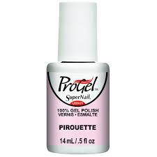 supernail progel gel polish pirouette 0
