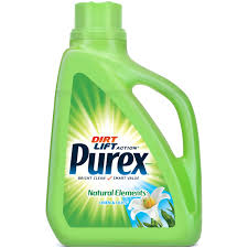 purex liquid laundry detergent natural