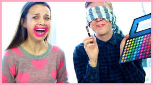 best fun makeup challenges for you