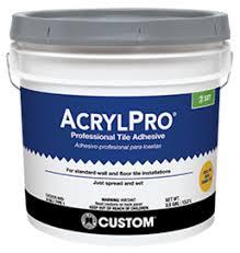 acryl pro mastic tile chicago