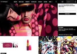 mac cosmetics international