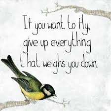 inspirational bird quote dom stock photo public