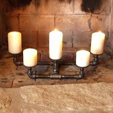 candle holder fireplace candle r
