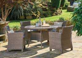 palma dining round table 4 seater