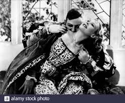 CHARLES LAUGHTON, WENDY BARRIE, THE PRIVATE LIFE OF HENRY VIII., 1933 Stock  Photo - Alamy