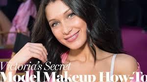 secret fashion show 2016 makeup