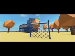 Roblox Studio Making A Fence Read Desc Youtube