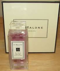 jo malone red roses bath oil 1 oz 30 ml