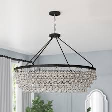 statement geometric chandelier 主题