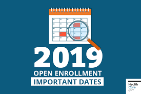open enrollment for marketplace coverage is a few months away