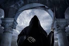 grim reaper clip art gothic