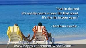 humorous retirement wishes