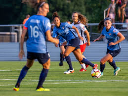 Sky Blue drops season opener, 2-0, to Spirit - Once A Metro
