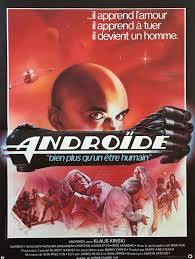 ANDROID Movie Poster 15x21 in.