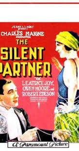 The Silent Partner (1923) - IMDb