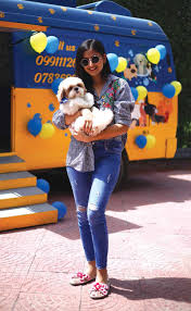 Flying Fur mobile pet grooming in Delhi-NCR - Dogs and Pups Magazine