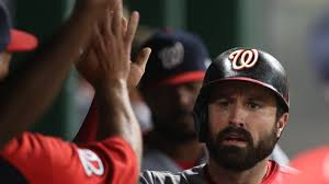 Why Adam Eaton wanted to tear down protective plastic in Nationals ...