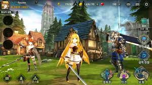 anime style rpg games for android ios