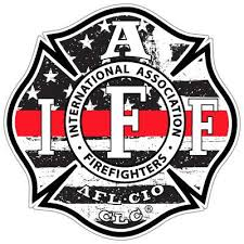 Iaff Vintage Thin Red Line Decal Shop Now Firefighter Com Firefighter Emt Thin Blue Line Decal Firefighter