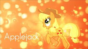 ponies applejack my little pony