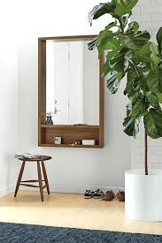 wall mirror with shelf alshifa info