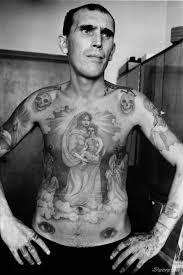 Tatuaze Wiezienne Rodzaje I Znaczenie