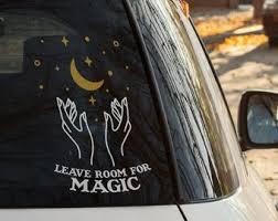 Mystic Decal Etsy
