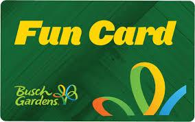 busch gardens 2016 fun card pay for a
