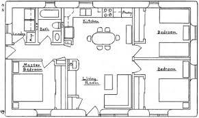 maison de plain pied avec 3 chambres et