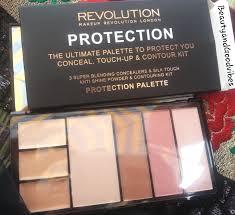 makeup revolution protection palette