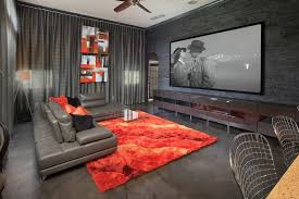 orlando modern media console home