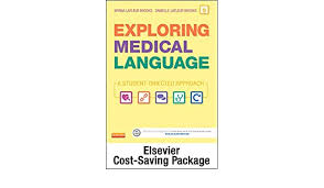 Amazon | Exploring Medical Language - Text and Elsevier Adaptive Learning  Package, 9e | LaFleur Brooks RN BEd, Myrna, LaFleur Brooks MEd MA, Danielle  | Dictionaries & Terminology