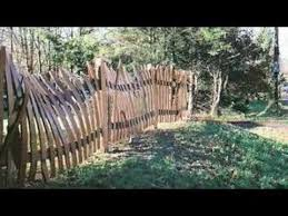 71 Foot Cardboard Fence Youtube