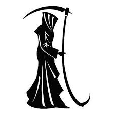 Supernatural Reaper Trap Symbol Sticker Vinyl Decal Laptop Skin Car Window