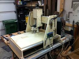 cnc router homemade by mc creations