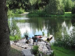 location chalet au bord d un lac