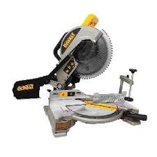 Buy Dewalt 1650w Compound Mitre Saw With 80t Aluminium Blade Dw714 Online In India At Best Prices