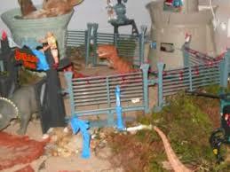 Jurassic Park Diorama Youtube