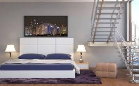 تحميل خلفيات أنيقة غرف النوم الحديثة التصميم الداخلي الحديث