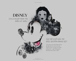 Disney: Từ giấc mơ của chàng hoạ sĩ nghèo đến đế chế tỉ đô độc ...