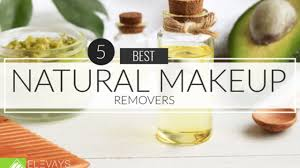 the 5 best natural makeup removers